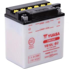 Baterie moto Yuasa YuMicron 12V 11Ah, 120A YB10L-B2 (DC)