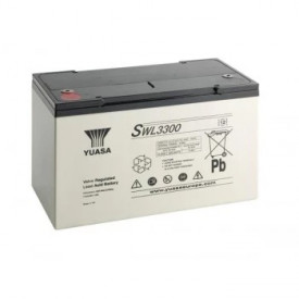 Baterie stationara Yuasa, 12V, 110.2 Ah, SWL3300