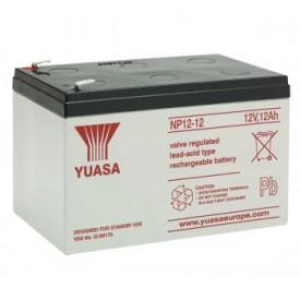 Baterie stationara Yuasa, 12V, 12 Ah, NP12-12