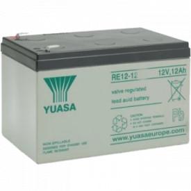 Baterie stationara Yuasa, 12V, 12 Ah, RE12-12