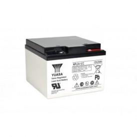 Baterie stationara Yuasa, 12V, 24 Ah, NPL24-12I