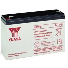 Baterie stationara Yuasa, 6V, 12 Ah, NP12-6