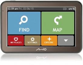 Sistem de navigatie Mio SPIRIT 7670 Truck Harta Full Europa