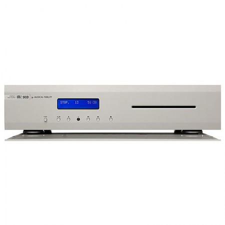 Lettore CD e DAC HiFi Musical Fidelity M2scd