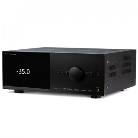 Sintoamplificatore Home Theatre A/V Multicanale 4K UltraHD Anthem MRX 1140
