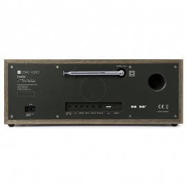 Sistema Completo Stereo Hi-Fi DAB+ - FM - Bluetooth Wireless Como Audio DUETTO