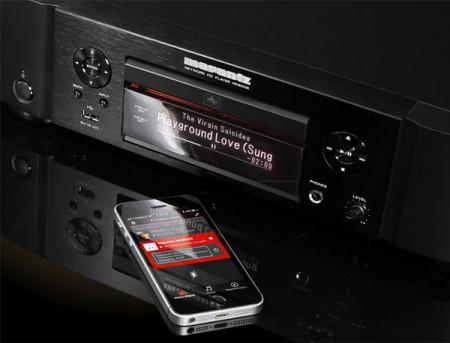 Streamer di Rete & Lettore CD Hi-Fi Marantz ND8006