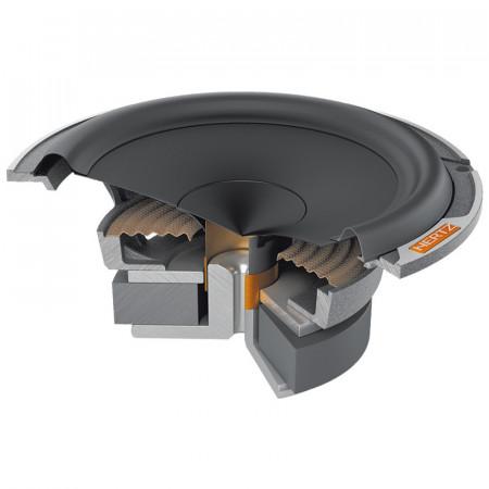 Kit Completo 2 Vie Hi-Fi Car Hertz MILLE PRO MPK 165P.3