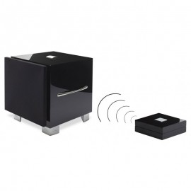 Trasmettitore wireless Rel Acoustics Longbow Transmitter per subwoofer serie S immagini