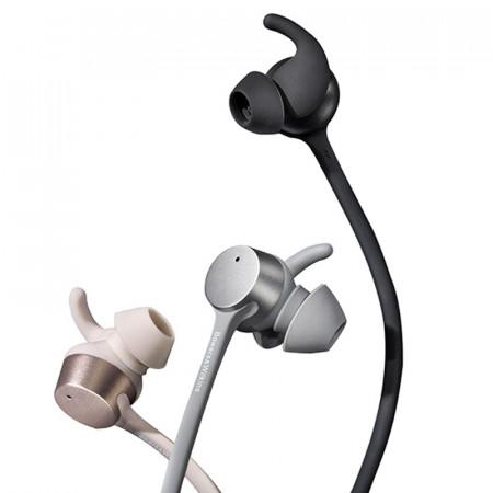 Cuffia Hi-Fi In-Ear Wireless con Noise Cancelling B&W PI4