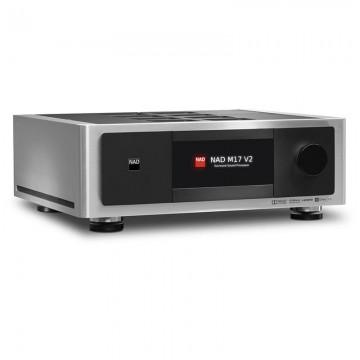 Preamplificatore Processore Multicanale Audio/Video Home Theatre Nad M17 V2