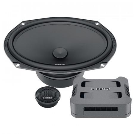 Kit Completo 2 Vie Hi-Fi Car Hertz CENTO PRO CPK 690