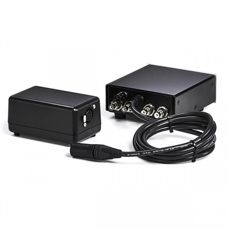 Preamplificatore Phono MM/MC Hi-Fi Lehmann Audio Black Cube II