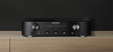 Amplificatore Integrato Stereo con DAC Hi-Fi Marantz PM6007