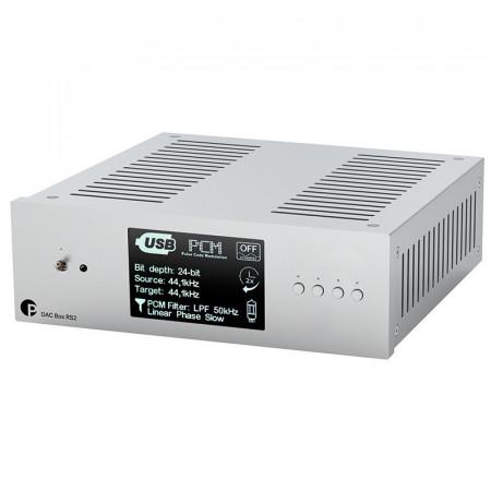 DAC HiFi Pro-Ject DAC Box RS2