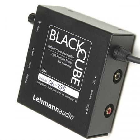 Preamplificatore Phono MM/MC Hi-Fi Lehmann Audio Black Cube