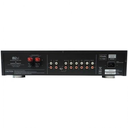 Amplificatore Integrato Stereo Hifi Musical Fidelity M2si