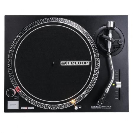 Giradischi DJ Professionale con USB Reloop RP-2000 USB MK2