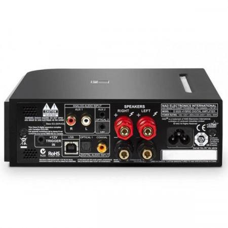 Amplificatore DAC Digitale Ibrido Hi-Fi NAD D 3020 V2