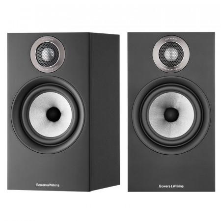Diffusori frontali da scaffale Hi-Fi 2 vie B&W 607 S2 Anniversary Edition