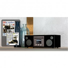 Sistema Completo Stereo Hi-Fi CD - DAB+ - FM - Bluetooth Wireless Como Audio MUSICA