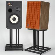 Base da Pavimento JS80 Stand per diffusori Hi-Fi JBL L82 Classic
