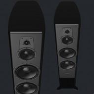 Diffusori da Pavimento 3 Vie Hi-Fi Dynaudio Contour 60i