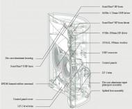 Diffusori da Pavimento 3 Vie Hi-Fi JBL Everest DD67000