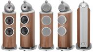 Diffusori da Pavimento Hi-Fi 3 Vie B&W 802 D4