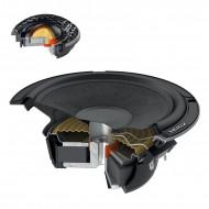 Kit Completo 2 Vie Hi-Fi Car Hertz CENTO CK 165 L
