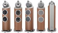 Diffusori da Pavimento Hi-Fi 3 Vie B&W 803 D4