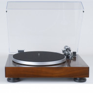 Giradischi HiFi semi-automatico Trazione a Cinghia Music Hall classic