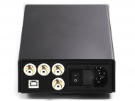 Amplificatore per cuffie Hi-Fi Lehmann Audio Linear USB II