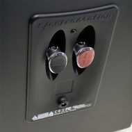 Diffusori Elettrostatici / Ibridi da pavimento 3 Vie Hi-Fi Martin Logan ElectroMotion ESL