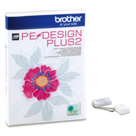 Software broderie Brother Pe Design Plus 2