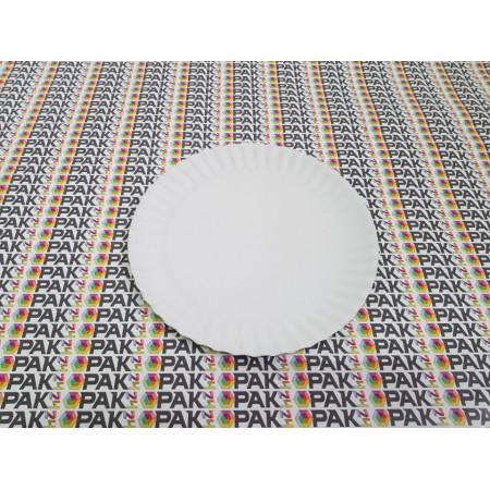Farfurie carton rigid 20 cm