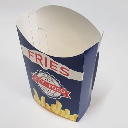 cutie cartofi prajiti personalizata