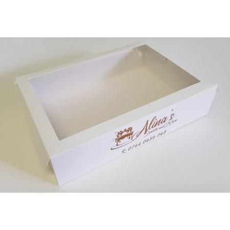 cutii prajituri personalizate