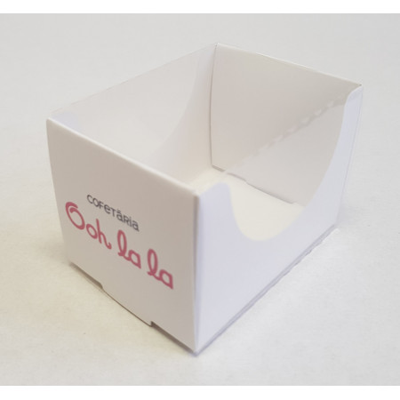 Cutii macarons personalizate