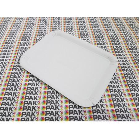 tavita carton alb 24x34 cm