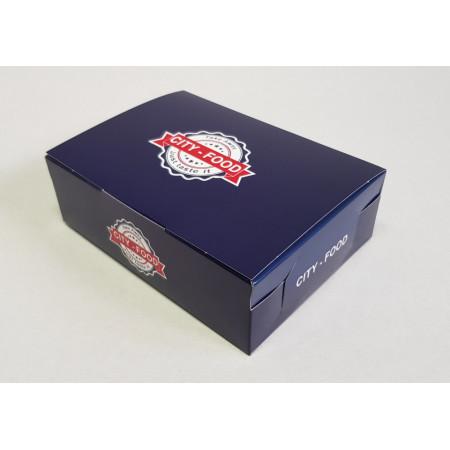 cutii personalizate meniu fast food 19x14x6 cm