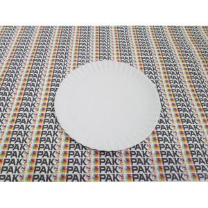 Farfurie carton 24 cm