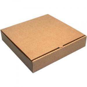 Cutie pizza 46x46x4.5 cm(personalizare gratuita cu una sau doua culori)