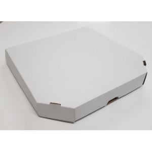 Cutie pizza 28x28x4 cm(personalizare gratuita cu una sau doua culori)