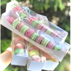 cutie soft touch 9 bucati macarons 28x5x5 cm