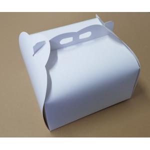 Cutie tort premium 30x30x14 cm