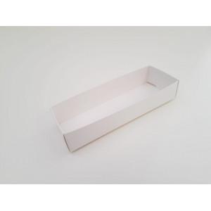 Cutie carton prajituri 16x5x3 cm