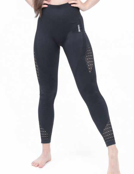 Colanti fitness Shape-Mesh, Black