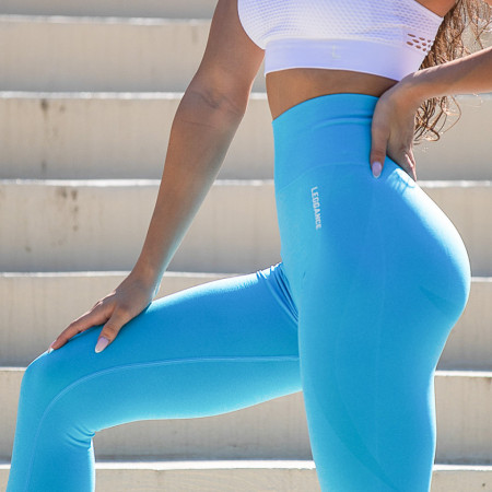 Colanti fitness - American Light Blue