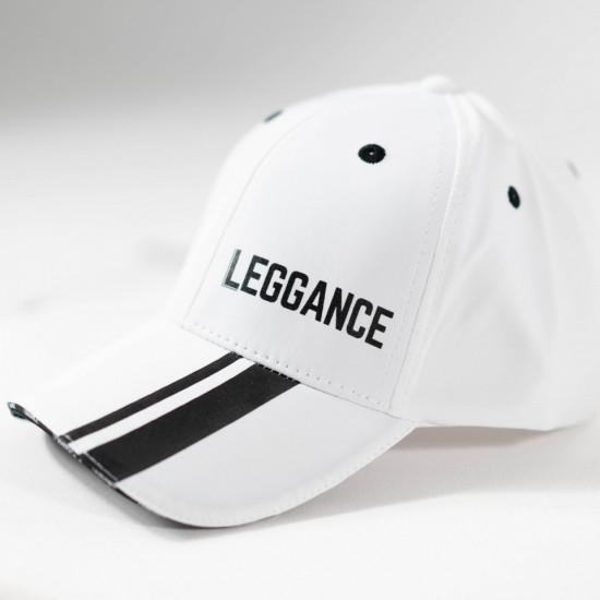 Sapca Sport Alba - Leggance